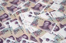 Chinese Bills Stock Photos