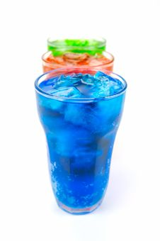 Free Soda Drinks Royalty Free Stock Photography - 8278597