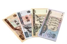 Free Series Chinese Bills Stock Photography - 8278612