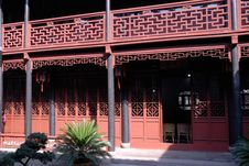 Chinese Traditional House Stock Photos