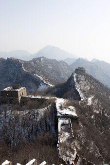 Free Great Wall Royalty Free Stock Photos - 8279568