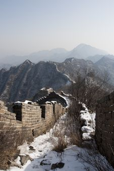 Free Great Wall Royalty Free Stock Photography - 8279577