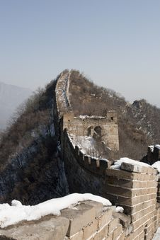 Free Great Wall Royalty Free Stock Image - 8279586