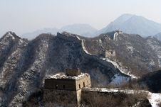 Free Great Wall Stock Photo - 8279610