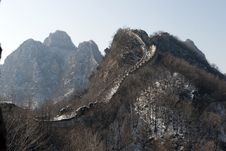 Free Great Wall Royalty Free Stock Photos - 8279618