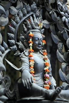 Free Temple Sculpture Royalty Free Stock Photo - 8279715