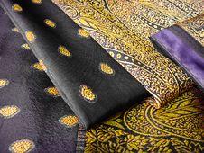 Free Black Saree Royalty Free Stock Photos - 8279858