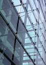 Free Glass And Concrete Construction With Reflections Royalty Free Stock Images - 8288439