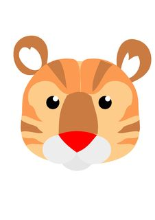 Free Tiger Head Royalty Free Stock Photography - 8280237