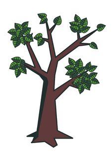 Free Tree Royalty Free Stock Photos - 8280348