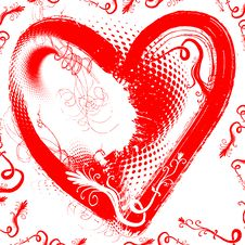 Valentine S Day, Vector Royalty Free Stock Image