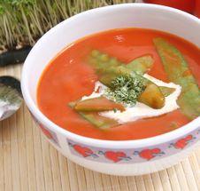 Free Fresh Soup Stock Photography - 8281332