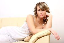 Free Woman Portrait Royalty Free Stock Photos - 8281358