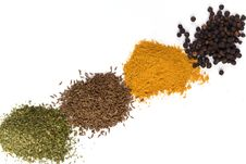 Free Various Spices Stock Photos - 8281433