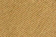 High Resolution Rough Natural Fabric Royalty Free Stock Photo