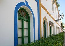 Puerto De Mogan, Gran Canaria Royalty Free Stock Image