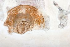 Free Restoration Of Fresco In Novgorod Royalty Free Stock Photo - 8283145