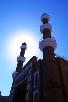 Free Mosque Stock Images - 8283214