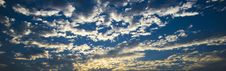 Free Sky And Clouds Stock Photo - 8283600