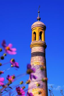 Free Mosque Tower Stock Photos - 8283653