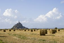 Free Mont Saint Michel 02 Stock Photography - 8284062