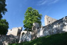 Free Velhartice Castle 3 Royalty Free Stock Photos - 8284388