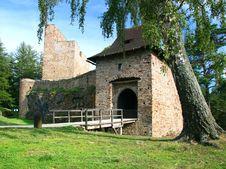 Free Velhartice Castle 4 Royalty Free Stock Photo - 8284425