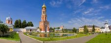 Free Monastery DANILOVA Deserts Royalty Free Stock Photos - 8284538