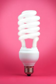 Free Spiral Bulb Stock Image - 8284771