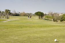 Free Golf Course Stock Images - 8285324