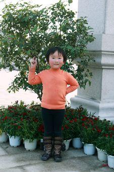 Free Child Stock Photography - 8286052