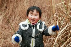 Free Child Royalty Free Stock Image - 8286056
