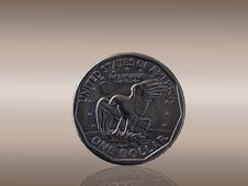 American Coin Royalty Free Stock Images