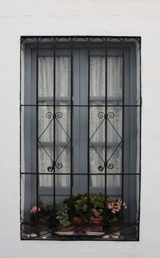 Free Window ( Spain ) Stock Photos - 8286753