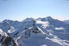 Free Austria. Mountains. The Alpes. Stock Image - 8286861