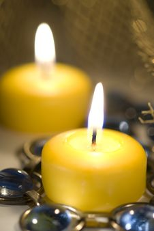 Free Candle Stock Photography - 8287102
