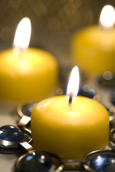 Free Candle Stock Image - 8287231