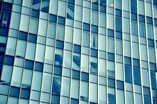 Free Skyscraper Windows Stock Photography - 8287522