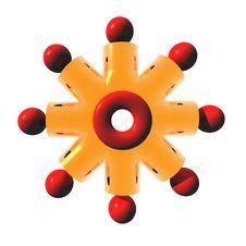 Free FLoral Logo Stock Photos - 8287543