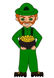 Free Leprechaun Royalty Free Stock Image - 8287996