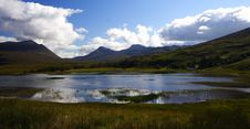 Free Loch In The Highlands Stock Photos - 8288723