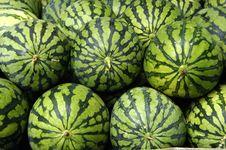 Free Watermelon Royalty Free Stock Photo - 8288775