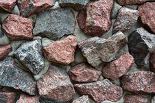 Free Stone Wall Stock Image - 8288941
