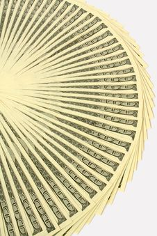 Free Money Royalty Free Stock Photography - 8288947
