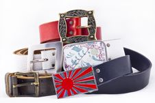Free Modern Belts Royalty Free Stock Images - 8289169