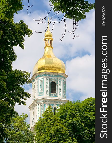 The bell of Kiev Monastery