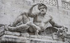 Free Rome Sculptures, Italy Stock Images - 82890034