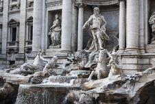 Free Trevi Fountain, Rome, Italy Stock Photo - 82890060