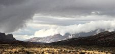 Free CAPITOL REEF NATIONAL PARK Area, GARFIELD CO, UTAH - 2016-09-29 - Gathering Storm At East End Burr Trail -03a Royalty Free Stock Photos - 82893128