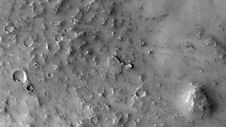 Free Black And White Surface Of Mars Royalty Free Stock Photo - 82893315